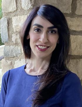 A photo of Nedda Mehdizadeh